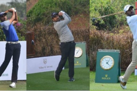 Indian Golfers inspired to hit big at Hero Indian Open 2018