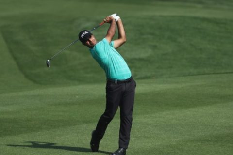 Shubhankar Sharma is set to contend against world's elite at WGC-Dell Technologies Match Play