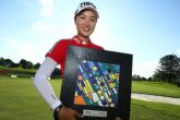 Minjee Lee won the LPGA Volvik Championship