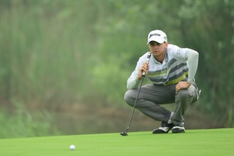 Natipong Srithong shares rd 2 lead at Asia-Pacific Classic