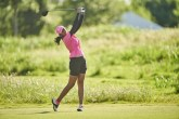 Aditi Ashok shot 68 in the second round of LPGA Classic