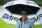 Ana Menendez got off to a solid start in the Jabra Ladies Open