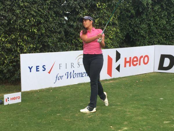 Gaurika Bishnoi at Clover Greens