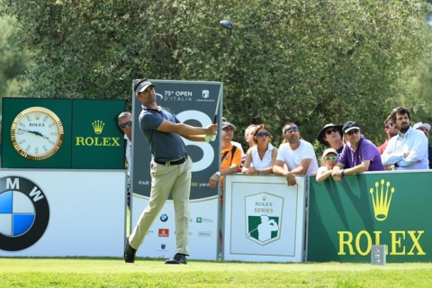 Lee Slattery shot 62 in the Italian Open