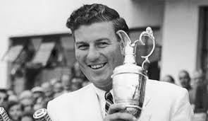 Peter Thomson won the Open Championship five times