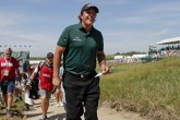 Phil Mickelson made a mockery of the spirit of golf