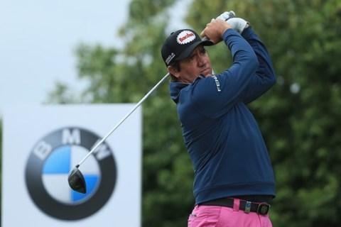 Scott Hend leads rd 2 of BMW International Open