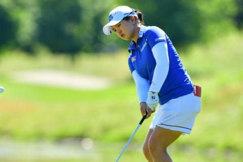 Sei Young Kim shot a spectacular 64 at Thornberry