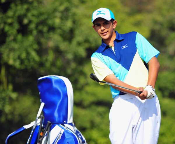 Aadil Bedi makes a great start to the Asian Games