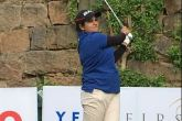 Amandeep Drall leads Round 2 with two shots at 12th Leg