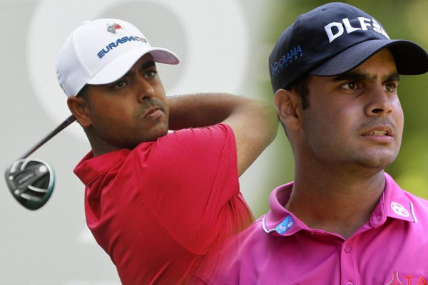 Anirban Lahiri And Shubhankar Sharma