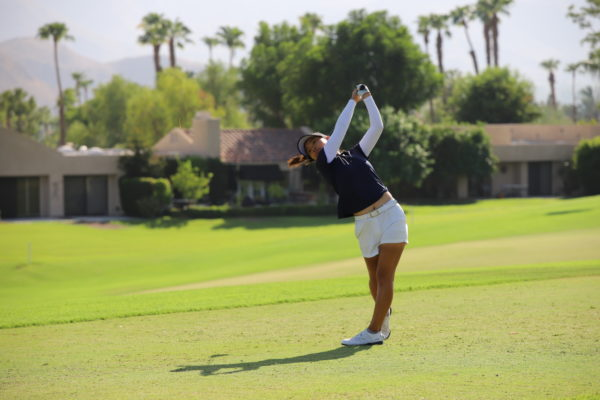 Yujeong Son takes medalist honors at first stage at LPGA Qualifying Tournament