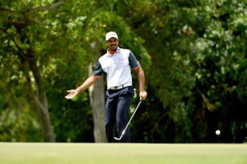 Gaganjeet Bhullar is looking for a tenth victory on the Asian Tour