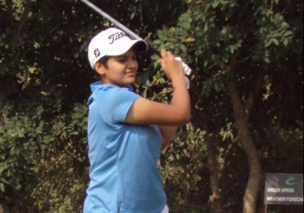 Tanirika Singh leads rd 1 of 13th leg of Hero WPGT