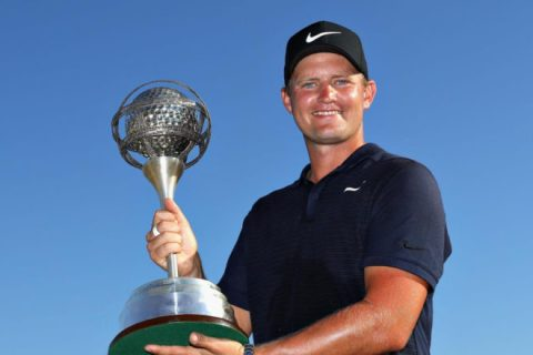Tom Lewis wins Portugal Masters - European Tour Image