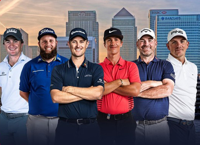 Hero Challenge-British Masters-European Tour Image