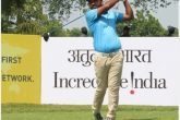 Sachin Baisoya leads round one of Kensville Open