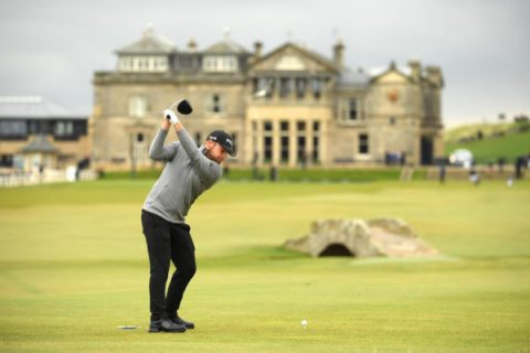 Tommy Fleetwood return to the Home of Golf for the Alfred Dunhill Links Championship