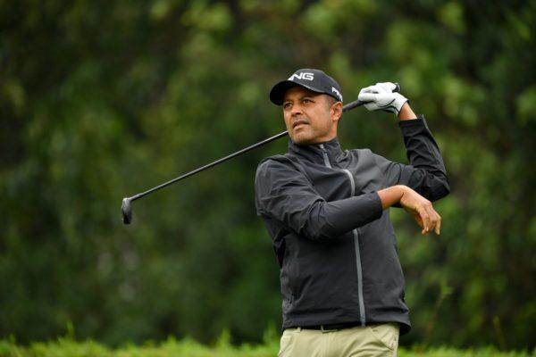 Arjun Atwal was in good form at the Hong Kong Open