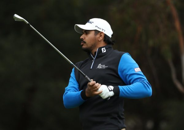 Gaganjeet Bhullar has been in good form in the World Cup of Golf