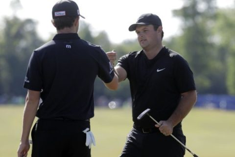 Patrick Reed was at the top of his game at the Hero World Challenge