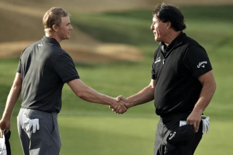 Adam Long played spotless golf to win the Desert Classic