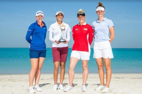Aditi Ashok aims to defend Fatima Bint Mubarak Ladies Open title in Abu Dhabi