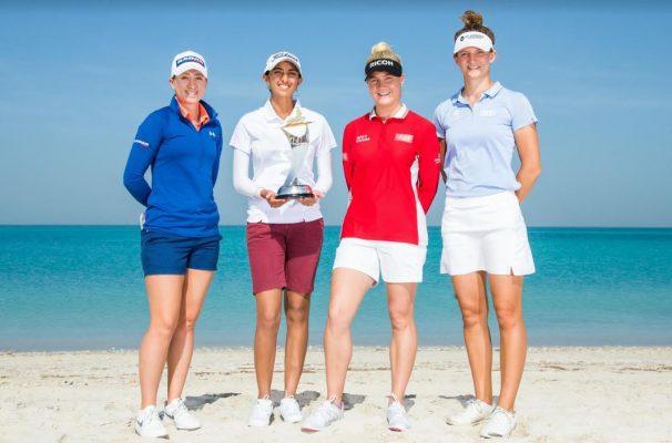 Aditi Ashok aims to defend Fatima Bint Mubarak Ladies Open title in Abu Dhabi