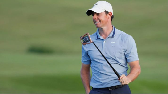 Rory McIlroy at Sentry Tournament of Champions