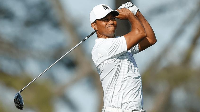 Tiger Woods will kickstart his 2019 season at the Farmers Insurance Open