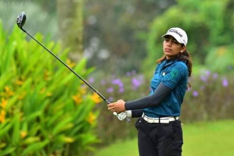 Diksha Dagar holds plenty of promise