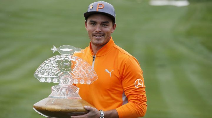 Rickie Fowler kept a cool mind to win the Phoenix Open
