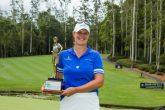 Marianne Skarpnord wins Australian Ladies Classic