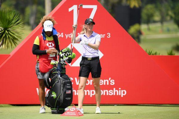 HSBC Women's World Championship - Day Two