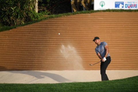 Julian Suri shares opening round lead with Stephen Gallacher on day one of Hero Indian Open