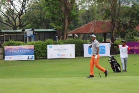 Md Zamal Hossain Mollah wins Bengal Open Golf Championship