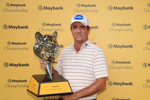 Scott Hend won the Maybank Championship
