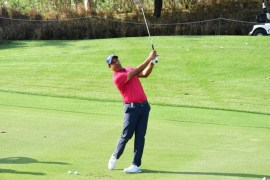 Shiv Kapur at the DLF Golf & Country Club