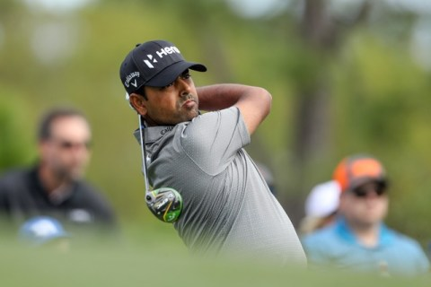 Anirban Lahiri - Getty Images - PGA TOUR