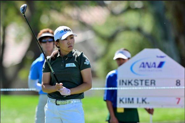 In-Kyung Kim leads half way through ANA Inspiration