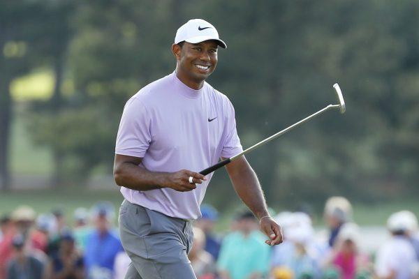 Tiger Woods - PGA TOUR Image - Masters 2019