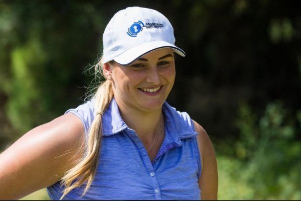 Charlotte Thompson leads rd 1 of Sotogrande Invitational