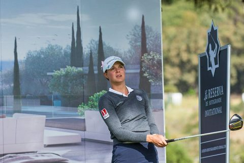 Esther Henseleit - Tristan Jones - Ladies European Tour