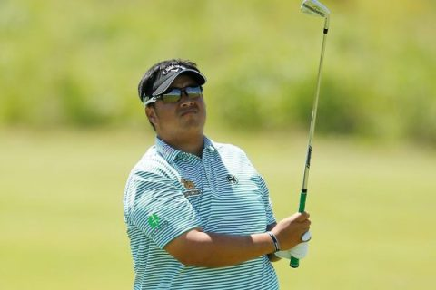 Kiradech Aphibarnrat finishes T5 at the AT&T Byron Nelson