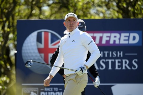 Matt Wallace - Getty Images - European Tour