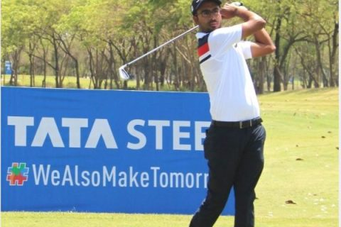 Yashas Chandra grabs third round lead at PGTI pLayers Championship