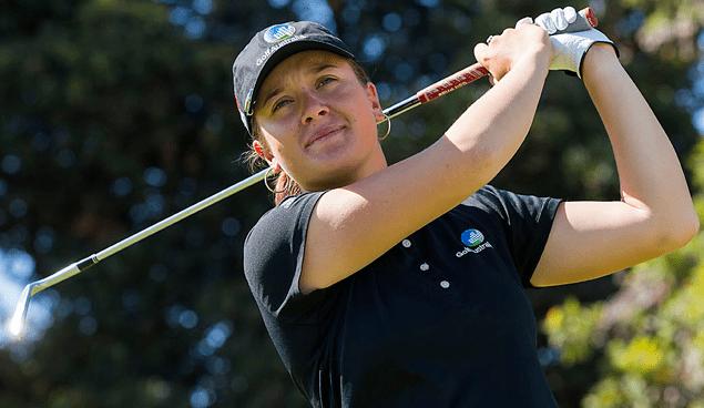 Hannah Green leads Opening round KPMG PGA Championship