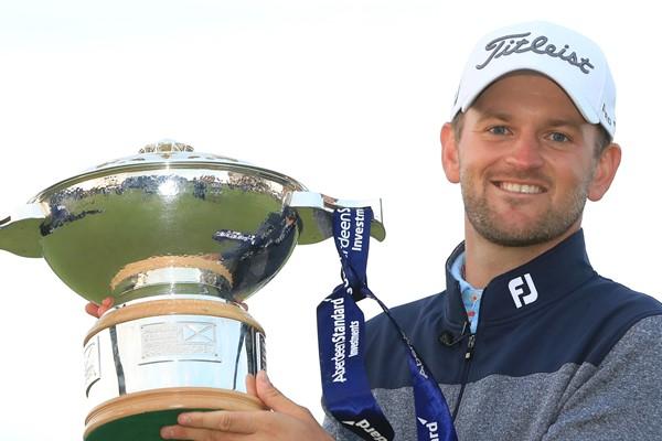 Bernd Wiesberger won Aberdeen Standard Investments Scottish Open.
