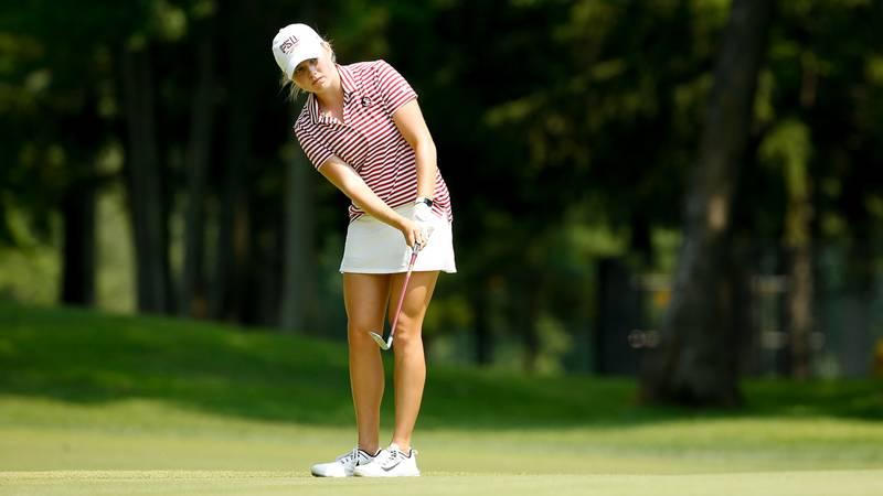 Caroline Hodge - US Girls Junior - USGA Images