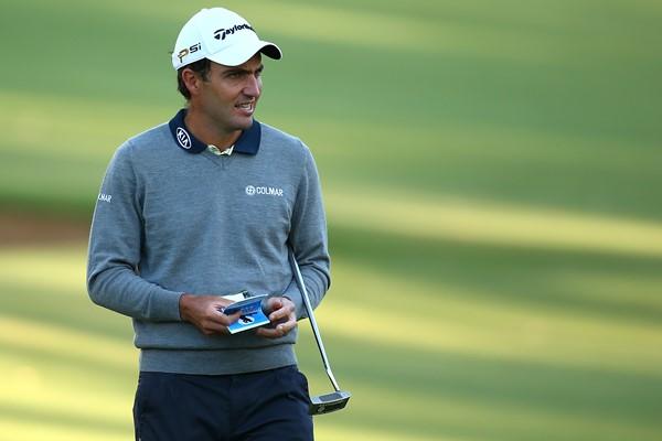 Edoardo Molinari at the Scottish Open - European Tour Images